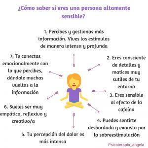 LA ALTA SENSIBILIDAD - Psicólogos en Aldaia
